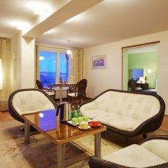 Гостиница Park Inn by Radisson Poliarnie Zori, Murmansk 3* Президентский люкс разные типы кроватей фото 4