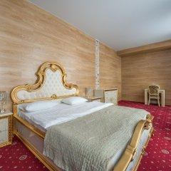 Гостиница Гранд Белорусская 4* Номер Делюкс разные типы кроватей фото 3