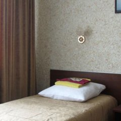 Гостиница Изумруд Север комната для гостей фото 12