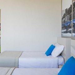 B&B Hotel Firenze Novoli Номер Triple с различными типами кроватей фото 3