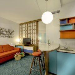 Отель Universals Cabana Bay Beach Resort комната для гостей фото 3