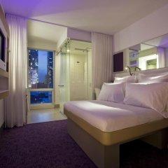 Отель Yotel New York at Times Square 3* Номер категории Премиум с различными типами кроватей