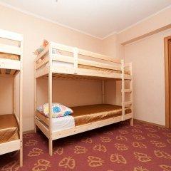 Гостиница Гостевые комнаты Аврора УрФУ Кровать в женском общем номере с двухъярусной кроватью фото 2