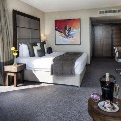 Leonardo Royal Hotel London Tower Bridge 4* Стандартный номер с различными типами кроватей