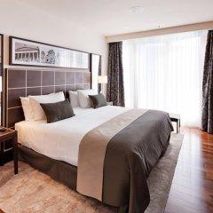 Отель Eurostars Berlin 5* Представительский люкс с разными типами кроватей