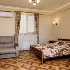 Гостевой Дом Black Sea Sochi Сочи комната для гостей фото 3