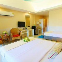 Отель Peace Resort Pattaya комната для гостей фото 2