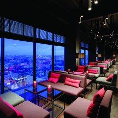 AZIMUT Отель Санкт-Петербург гостиничный бар