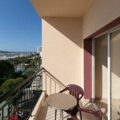 Отель The Red by Ibiza Feeling 2* Стандартный номер с 2 отдельными кроватями фото 3