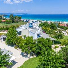 Отель Ammouda Villas пляж фото 2