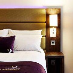 Отель Premier Inn Glasgow Braehead Великобритания, Глазго - отзывы, цены и фото номеров - забронировать отель Premier Inn Glasgow Braehead онлайн сейф в номере