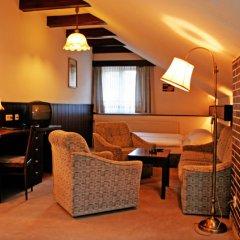 Hotel Kreiner Вена интерьер отеля