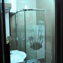 Отель Eagle Hotel Албания, Тирана - отзывы, цены и фото номеров - забронировать отель Eagle Hotel онлайн ванная фото 2
