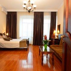 Отель British House 4* Улучшенный номер с разными типами кроватей фото 2