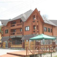 Гостиница Gazdivska Hyzha вид на фасад фото 2