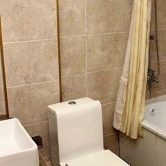 Отель ONYX Бишкек ванная фото 7
