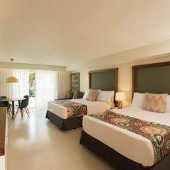 Отель Emotions by Hodelpa - Playa Dorada 4* Номер Делюкс с различными типами кроватей фото 2