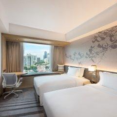 Отель Hilton Garden Inn Singapore Serangoon комната для гостей