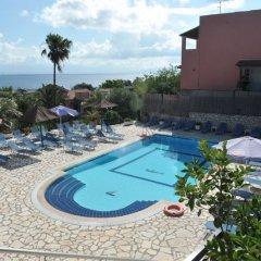 Kerkyra Beach Hotel бассейн фото 2