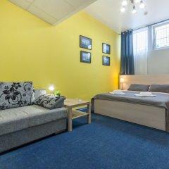 Гостиница Лиговский двор Стандартный семейный номер с различными типами кроватей