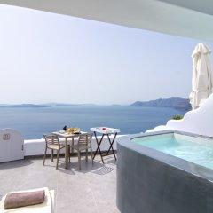 Отель Santorini Secret Suites & Spa 5* Люкс Premium с различными типами кроватей фото 9