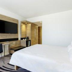 Отель Novotel Warszawa Centrum 4* Представительский номер с различными типами кроватей фото 6