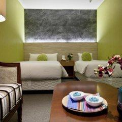 Отель Central Tourist Hotel Южная Корея, Сеул - отзывы, цены и фото номеров - забронировать отель Central Tourist Hotel онлайн комната для гостей фото 8