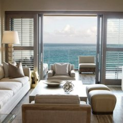Отель Four Seasons Resort and Residence Anguilla 5* Люкс Deluxe ocean-view с двуспальной кроватью