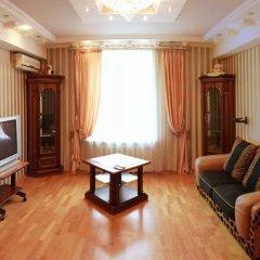 Апартаменты «Альфа на Маркса» Омск комната для гостей фото 6