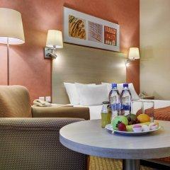 Гостиница Холидей Инн Москва Лесная 4* Представительский люкс с разными типами кроватей фото 3