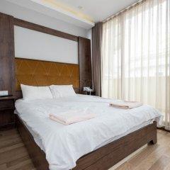 Хостел Bucoleon by Cheers Улучшенный номер разные типы кроватей