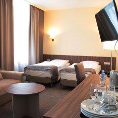 Гостиница Россия 3* Номер Комфорт с 2 отдельными кроватями