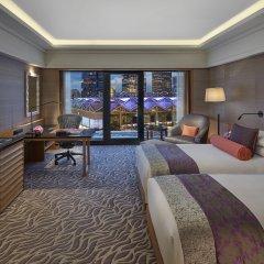 Отель Mandarin Oriental, Singapore комната для гостей фото 3