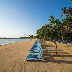Nusa Dua Beach Hotel & Spa пляж фото 2
