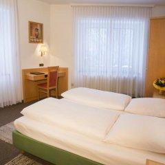 Отель Minotel Brack Garni Мюнхен комната для гостей фото 6