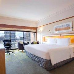 Отель Pan Pacific Singapore 5* Номер Делюкс с различными типами кроватей