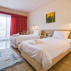 Отель Sindbad Aqua Hotel & Spa Египет, Хургада - 8 отзывов об отеле, цены и фото номеров - забронировать отель Sindbad Aqua Hotel & Spa онлайн комната для гостей