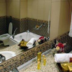 Отель Palace Marina Dinevi Болгария, Свети Влас - отзывы, цены и фото номеров - забронировать отель Palace Marina Dinevi онлайн ванная