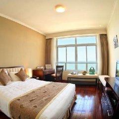 Отель Sea View Residence Вьетнам, Вунгтау - отзывы, цены и фото номеров - забронировать отель Sea View Residence онлайн комната для гостей фото 2