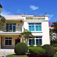 Отель Sanya Huayuan Hot Spring Sea View Resort вид на фасад