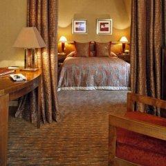Отель Warwick Brussels 5* Полулюкс с различными типами кроватей