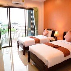 Отель Krabi Phetpailin Hotel Таиланд, Краби - отзывы, цены и фото номеров - забронировать отель Krabi Phetpailin Hotel онлайн комната для гостей фото 8