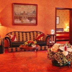 Гостиница Марко Поло Пресня интерьер отеля