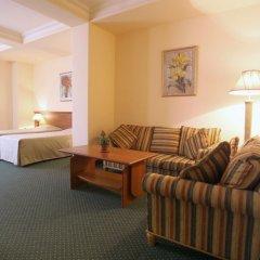 Отель Aviatrans 4* Номер Делюкс с различными типами кроватей