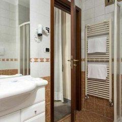 Отель Aqua Италия, Абано-Терме - 5 отзывов об отеле, цены и фото номеров - забронировать отель Aqua онлайн ванная