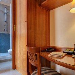 Hotel Amalfi 3* Номер категории Эконом с различными типами кроватей фото 8