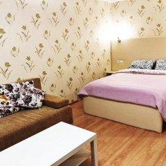 Апартаменты Hanaka Елецкая 22 Студия разные типы кроватей фото 2