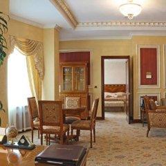 Гостиница Золотое кольцо 5* Люкс Бизнес с различными типами кроватей фото 2