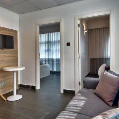 be.HOTEL 4* Семейный люкс с различными типами кроватей фото 5