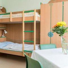 Hostel Hütteldorf Стандартный номер с различными типами кроватей фото 5